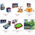 Ofertas de Play Box, Juegos de Sala