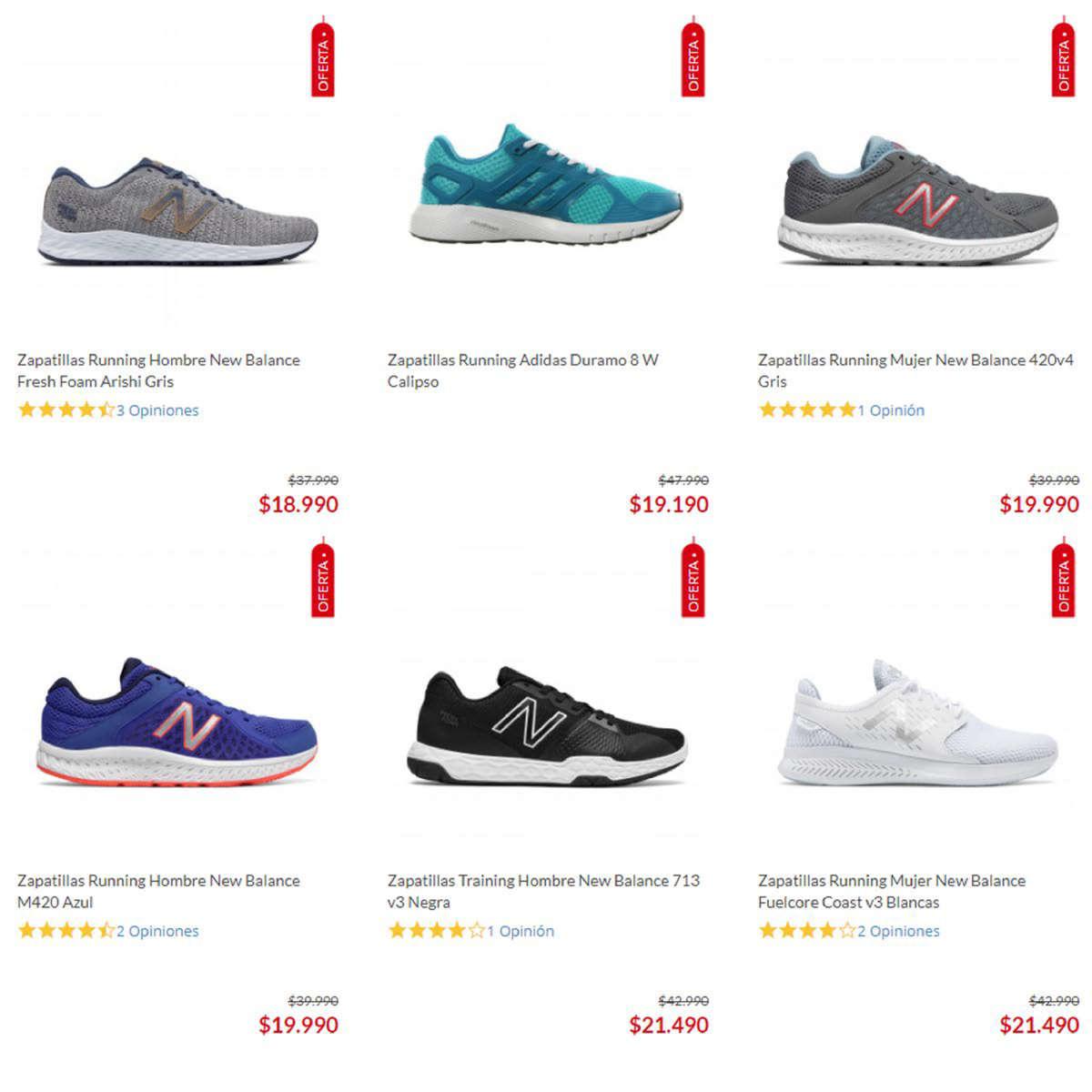 Comprar Zapatillas adidas en Melipilla - Ofertas y tiendas - Ofertia 857a19a84a408