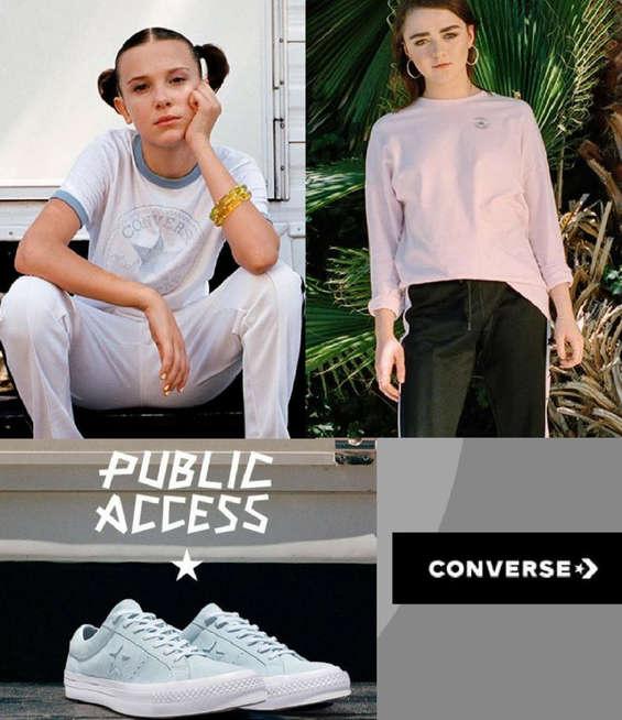 Ofertas de Converse, Public Access