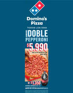 Ofertas de Domino's Pizza, Doble Pepperoni