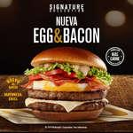 Ofertas de McDonald's, Nueva Egg&Bacon