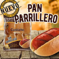 Pan parrillero