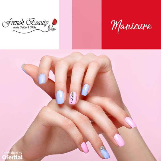 Ofertas de French Beauty, Manicuras