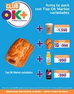 Ofertas de Ok Market, Club OK+
