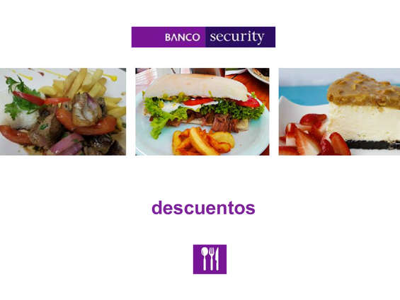 Ofertas de Security, Descuentos en Restaurantes