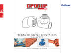 Ofertas de Crosur, termofusión