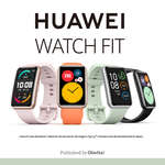 Ofertas de Huawei, Huawei Watch Fit
