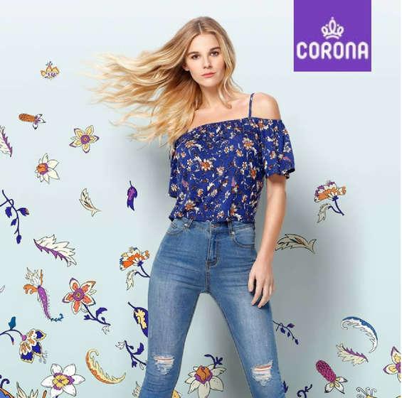 Ofertas de Corona, Looks primaverales
