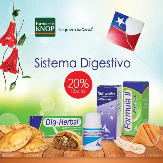 Ofertas de Farmacias Knop, septiembre