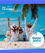 Ofertas de Caja Los Andes, Viajemos Juntos