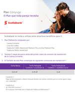Ofertas de Scotiabank, Plan Conyuge
