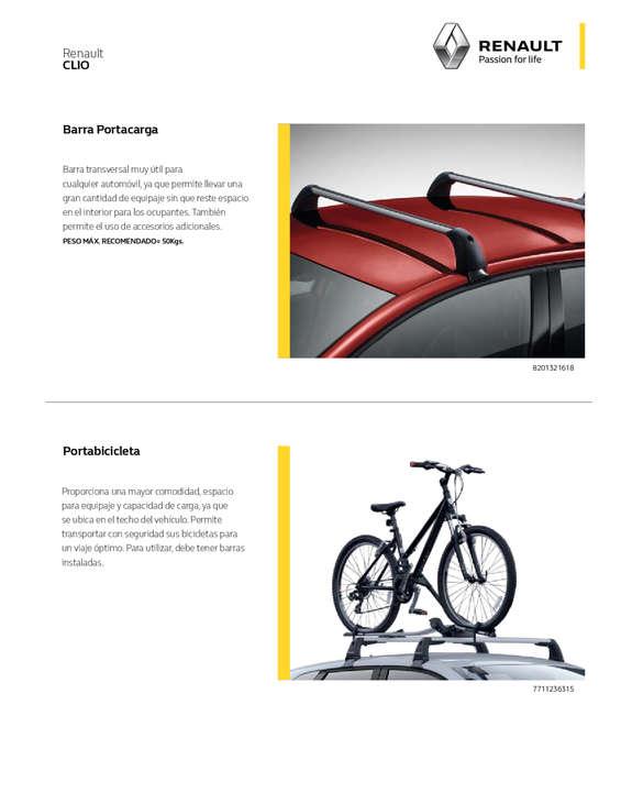 Ofertas de Renault, Accesorios Captur