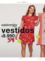 Ofertas de Falabella, Vestidos Primavera Verano