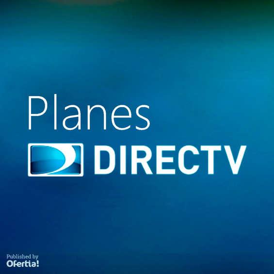 Ofertas de DIRECTV, Planes Direct TV