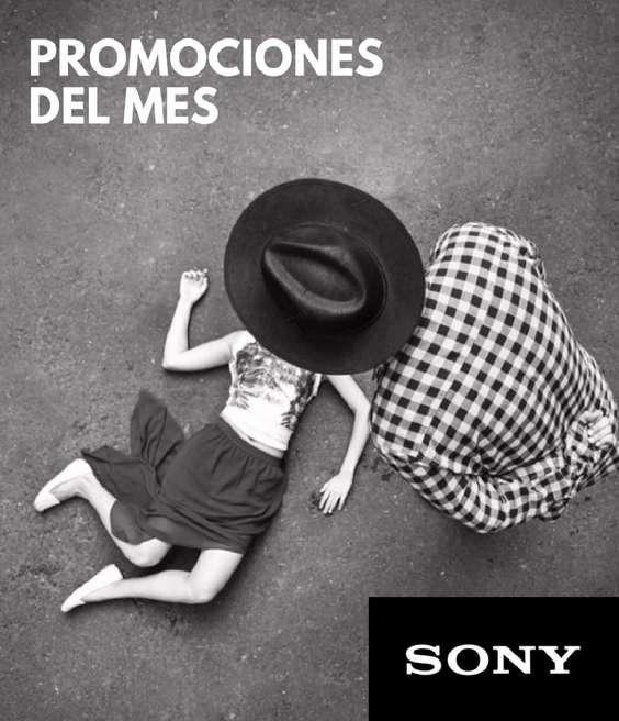 Ofertas de Sony Store, Promociones octubre
