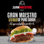 Ofertas de Juan Maestro, Gran Maestro