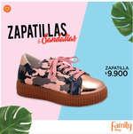 Ofertas de Family Shop, Zapatillas y sandalias