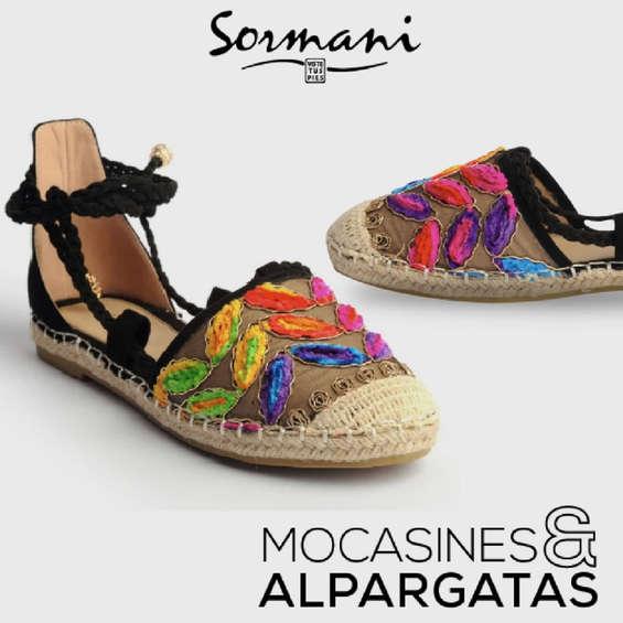 Ofertas de Sormani, Mocasines & Alpargatas