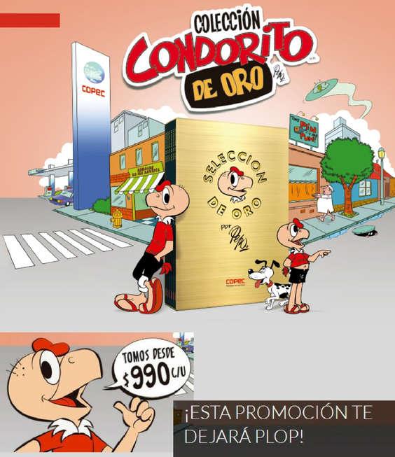 Ofertas de Copec, Colección Condorito de Oro