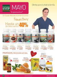 Farmacias Knop mayo