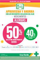 Ofertas de Cruz Verde, aprovecha y ahorra