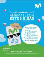 Ofertas de Movistar, Afírmate con estos gigas
