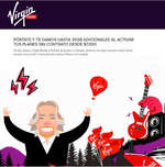 Ofertas de Virgin Mobile, promo virgin
