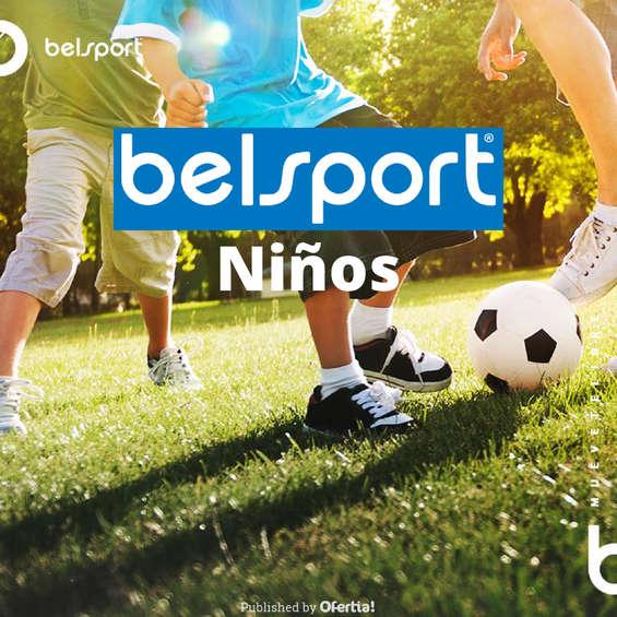 Ofertas de Belsport, Niños