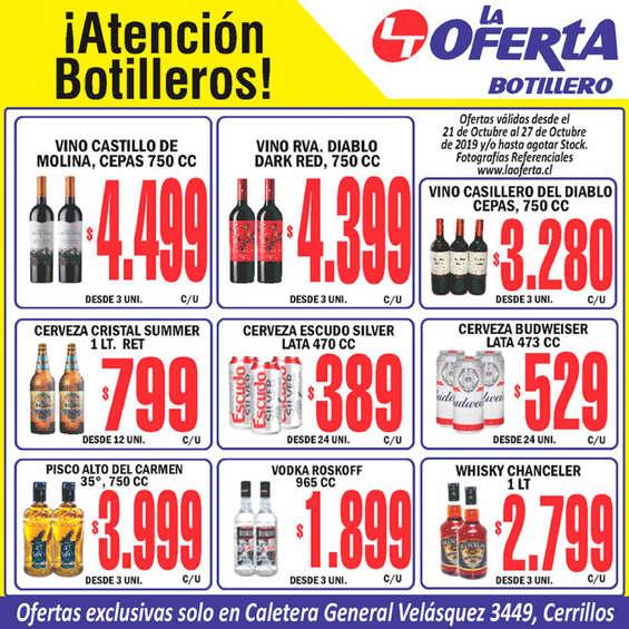 Ofertas de La Oferta, Atención Comerciantes