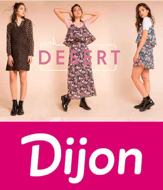 Ofertas de Dijon, Pink Desert