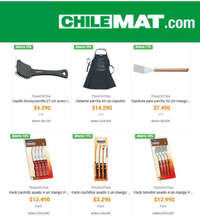 Ofertas Chilemat