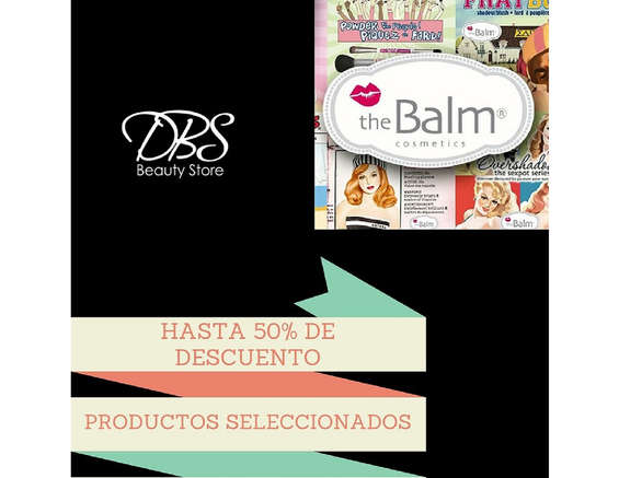 Ofertas de DBS Beauty Store, Descuentos Imperdibles
