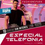 Ofertas de Fashions Park, Especial Telefonía