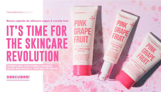 Ofertas de Todo Moda, Pink grape