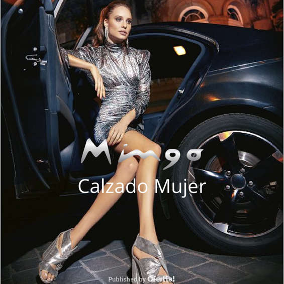 Ofertas de Mingo, Calzado Mujer