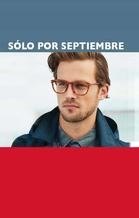 Ofertas de Ópticas Schilling, promociones septiembre