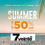 Ofertas de 7 Veinte, Summer Sale