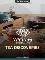 Ofertas de Whittard, Tea discoveries