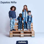 Ofertas de Colloky, zapatos niña