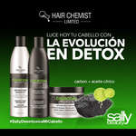 Ofertas de Sally Beauty, La evolución en detox