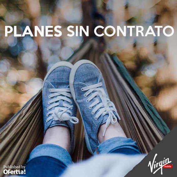 Ofertas de Virgin Mobile, Sin Contrato