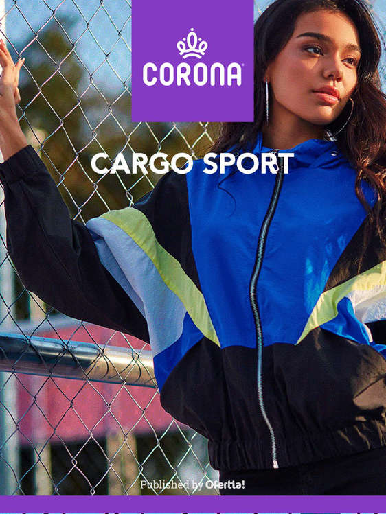 Ofertas de Corona, Cargo Sport