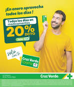 Ofertas de Cruz Verde, Tarjeta Cruz Verde