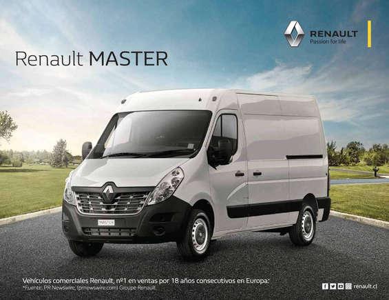 Ofertas de Renault, Nuevo Renault Master
