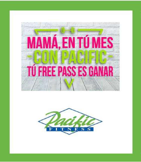 Ofertas de Pacific Fitness, promo mayo