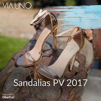 Sandalias PV 2017