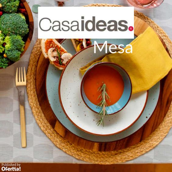Ofertas de Casaideas, Mesa