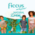 Ofertas de Ficcus, Natural Denim