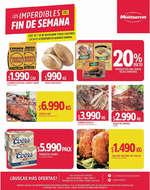 Ofertas de Supermercados Montserrat, Los imperdibles del fin de semana