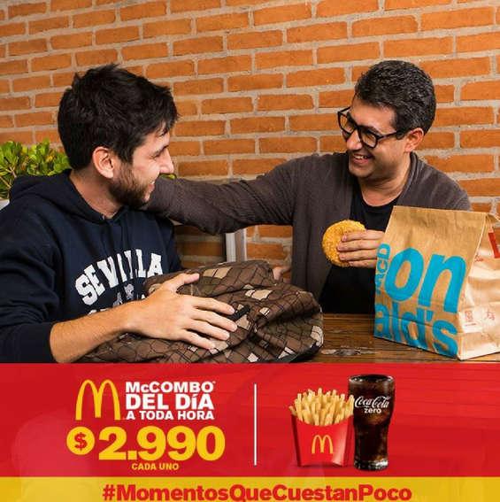 Ofertas de McDonald's, Tentaciones